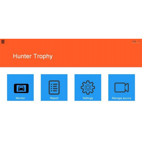 HUNTER LPR (Trophy)